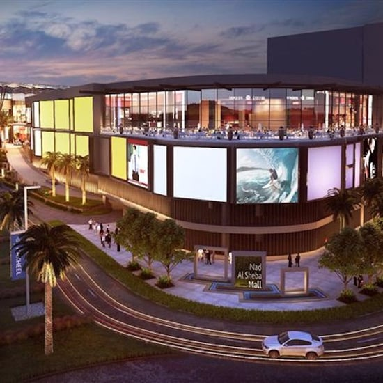Nad Al Sheba Mall Coming to Dubai