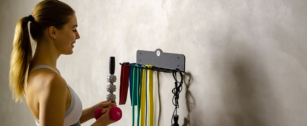 How to Organise Your Home Gym Equipment