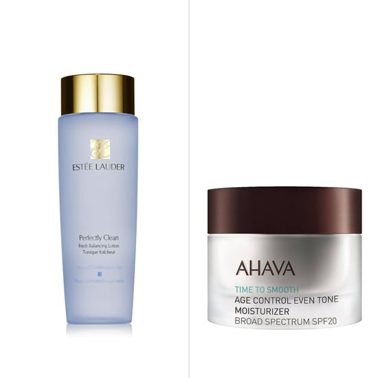 Toners are vital for balancing out the pH of your skin, but a toning moisturizer will do the same thing in the Fall while adding that extra hydration. Then: Estée Lauder Perfectly Clean Fresh Balancing Toner ($22) Now: Ahava Age Control Even Tone Moisturizer ($60)