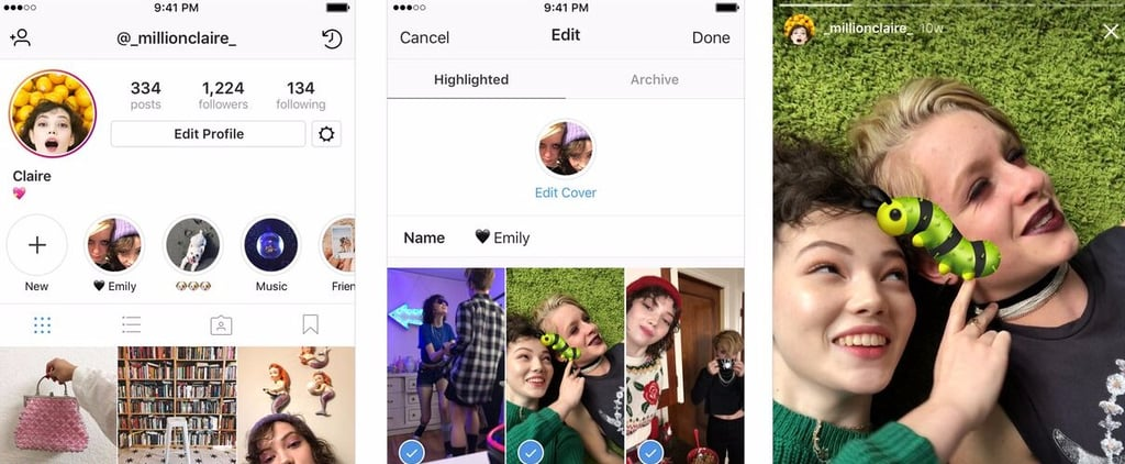 How Do I Use Instagram Highlights and Story Archive?