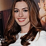 Anne Hathaway's Chestnut Hair Colour