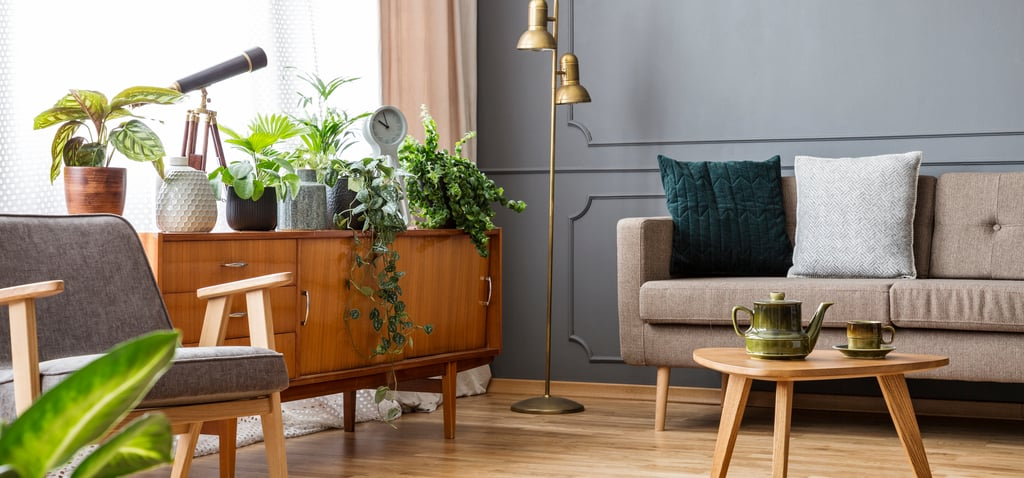 How to Save Money While Furnishing Your Home