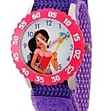 Elena of Avalor Time Teacher Watch ($28, originally $43)
