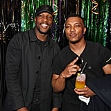 Tosin Cole and Ashley Walters