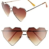 BP Heart Shaped Sunglasses