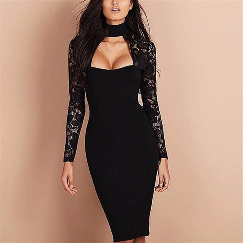 Kimloog Long-Sleeve Dress