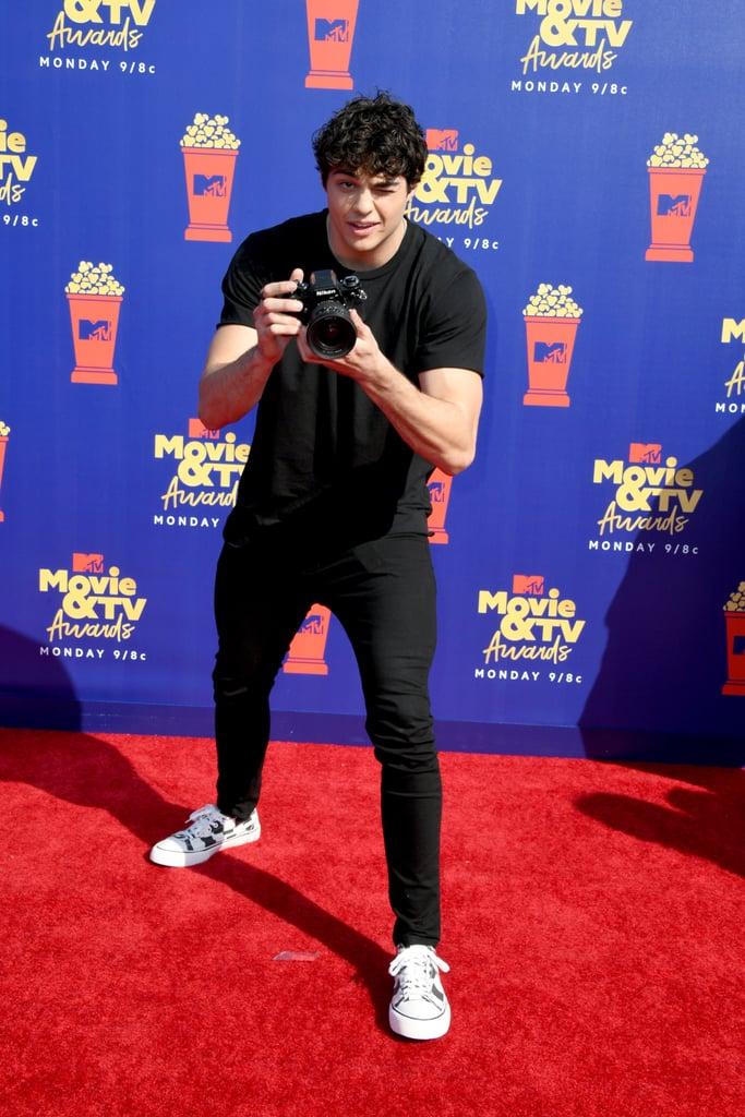 Noah Centineo at the 2019 MTV Movie and TV Awards