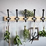 Kartotek Rack With Hooks