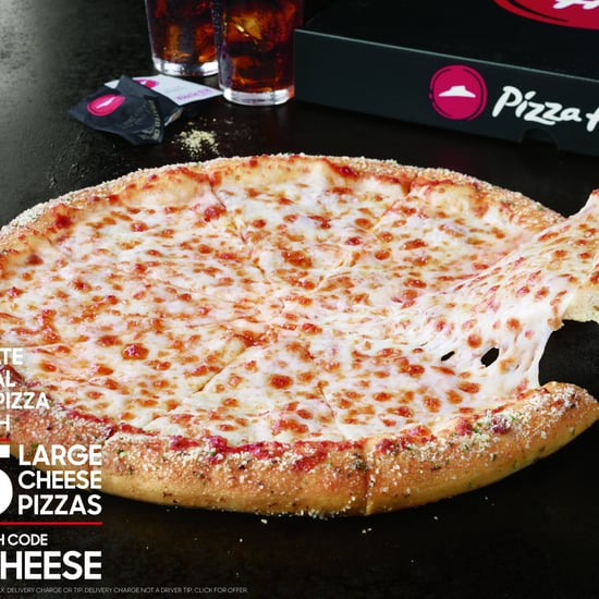 Pizza Hut National Cheese Pizza Day Deal 2017