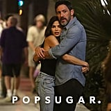 Jenna Dewan and Steve Kazee Kissing in Palm Springs 2018
