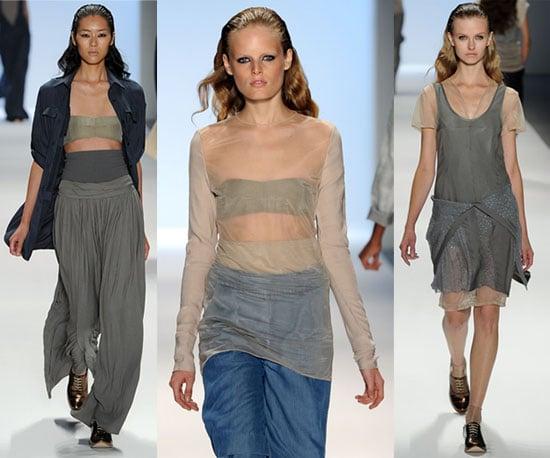 Spring 2011 New York Fashion Week: Richard Chai Love 2010-09-09 14:57:54