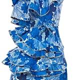 Celia B Artemisia Asymmetrical Mini Dress