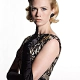 January Jones as Betty Francis in Mad Men