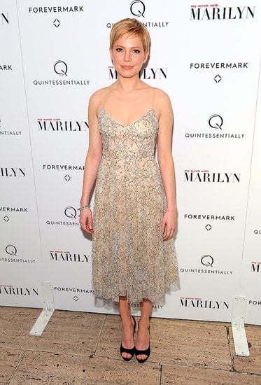 Michelle Williams was radiant at the New York premiere of My Week With Marilyn on Nov. 13.