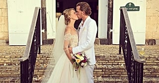 Paris Hilton's Brother Just Married a Countess, and the Bride's Gown Was Fit For Royalty