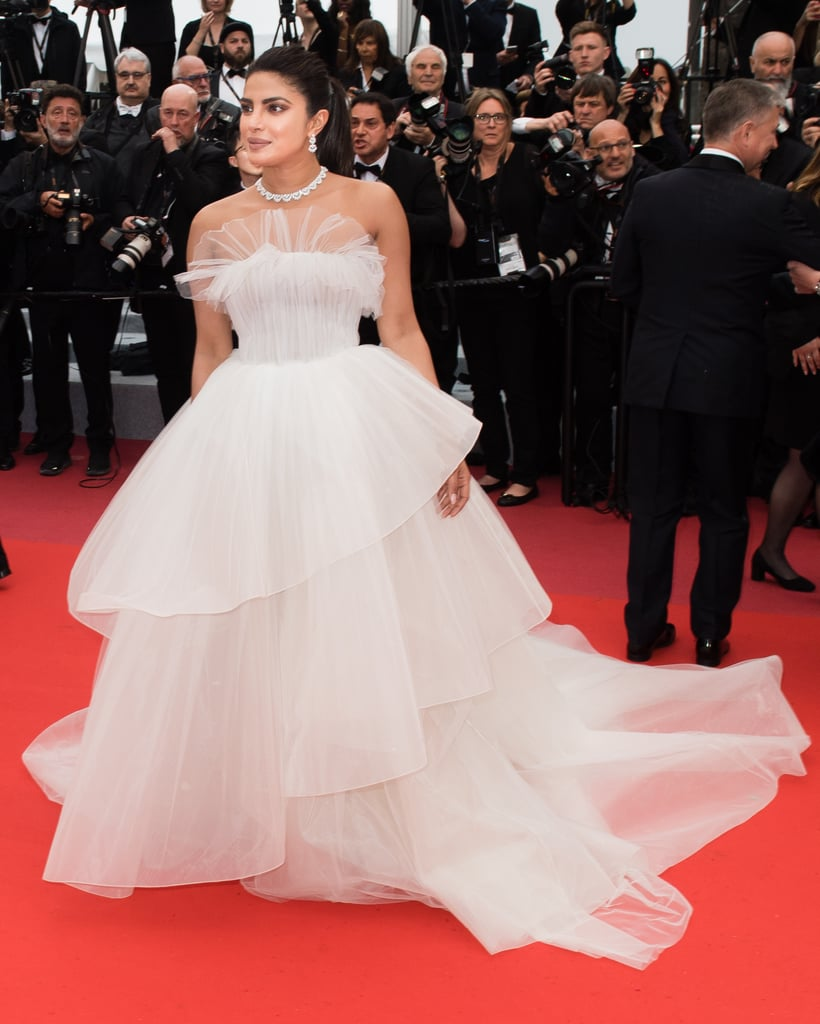 Priyanka Chopra Re-Created Her Wedding With This 1 Red Carpet Dress