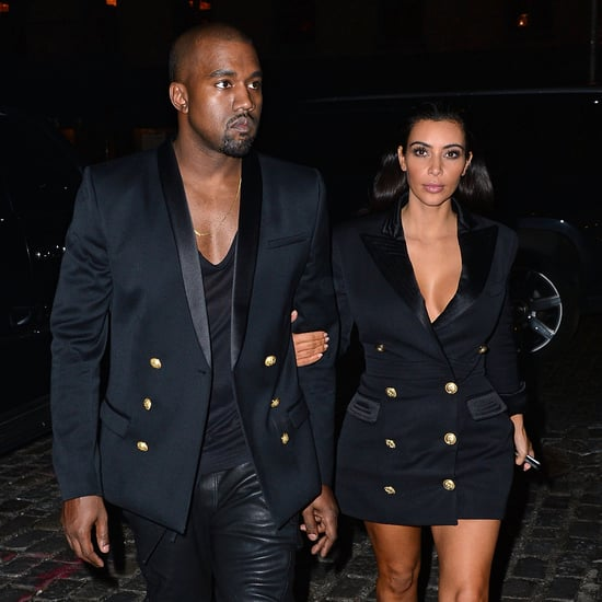 North West Receives Custom Balmain Blazers