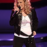 Carrie Underwood in 2005
