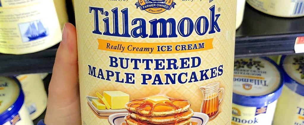 Tillamook Buttered Maple Pancakes Ice Cream
