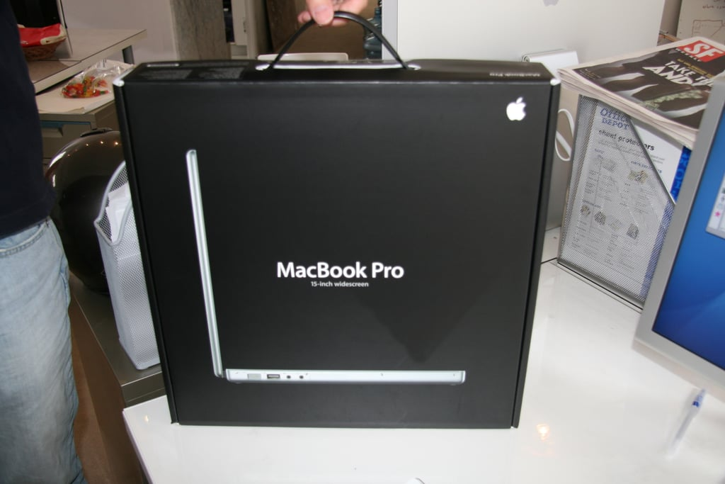 New Mercury Free MacBook Pro Unboxed!