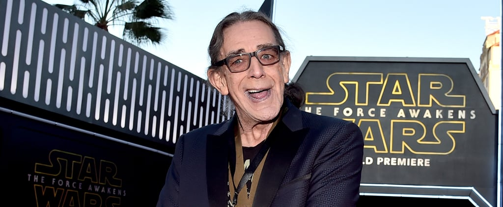 Celebrity Reactions to Peter Mayhew's Death