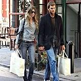 Power Couple: Gisele Bundchen and Tom Brady
