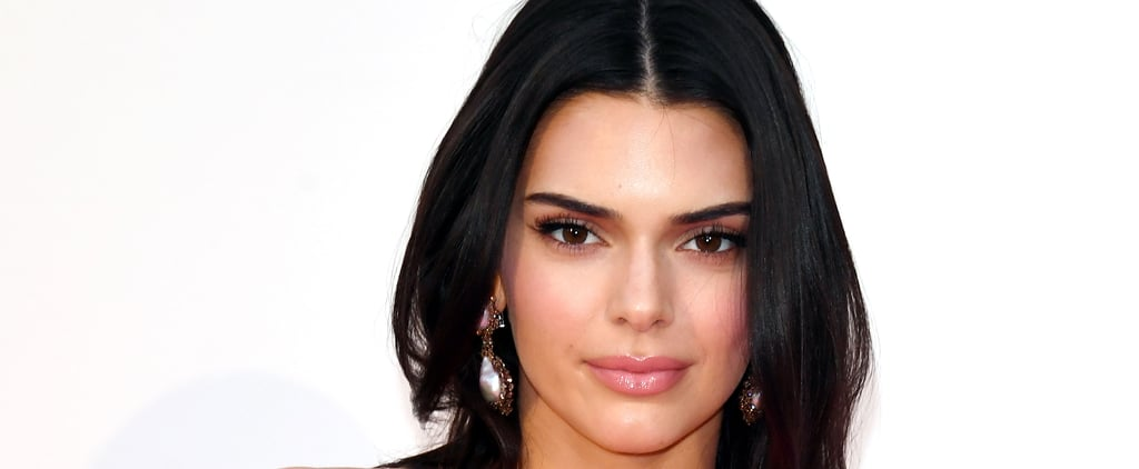 Kendall Jenner With Extralong Hair