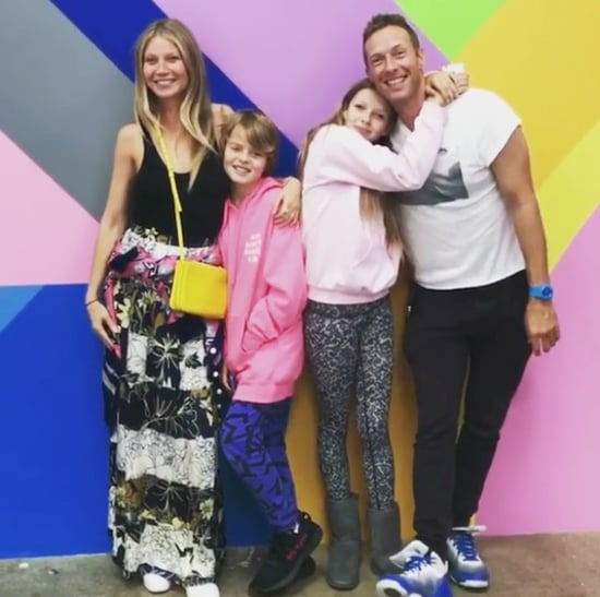 Gwyneth Paltrow and Chris Martin Parenting Moments