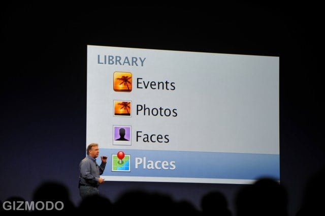 Organize Your iPhoto Pics by Places