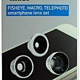 Sharper Image Smartphone Lens Set ($20, originally $30)