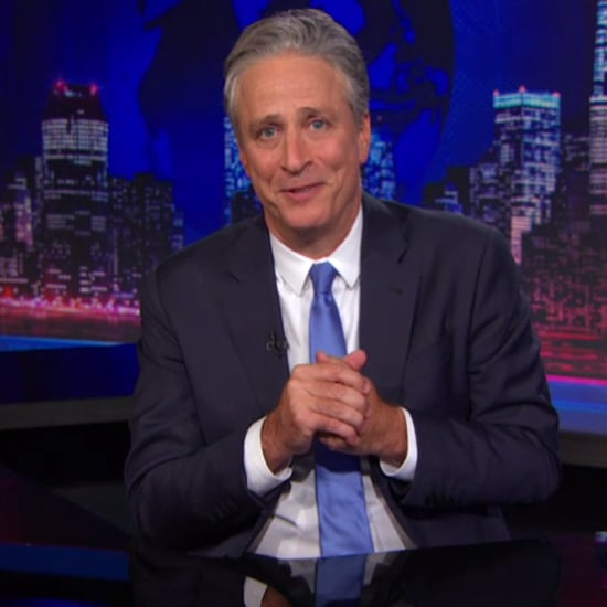 Jon Stewart's Farewell on The Daily Show | Video