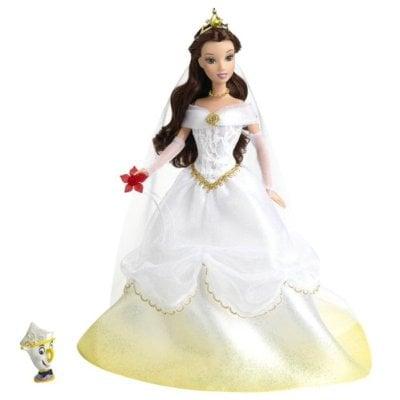 Disney Princess Fairy Tale Wedding-Belle