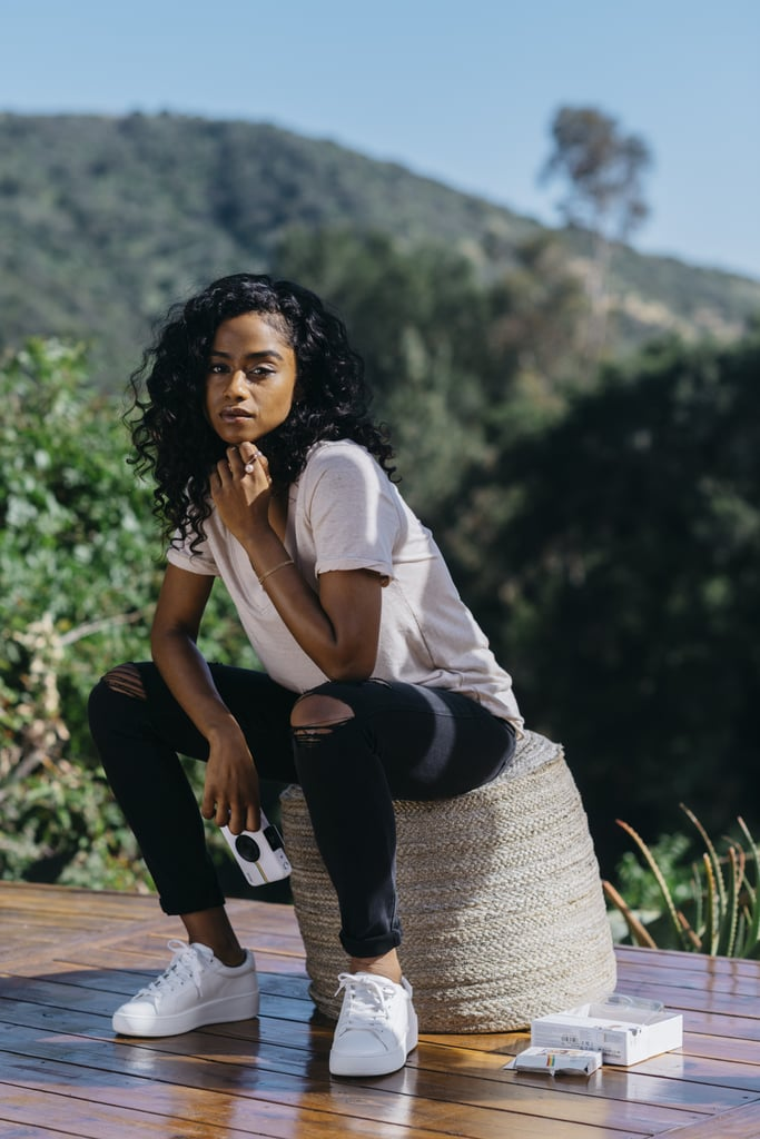 Vashtie shows us how to do all-white sneakers
