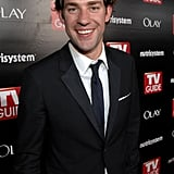 John Krasinski at TV Guide's 6th Annual Emmys Afterparty in 2008