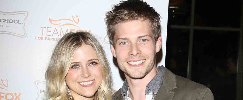 Hunter Parrish Marries Kathryn Wahl