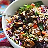 Chopped Spicy Chicken Salad
