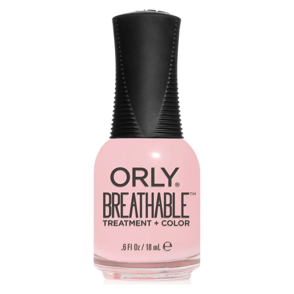 ORLY Breathable Treatment + Colour Nail Polish in Kiss Me, I'm Kind