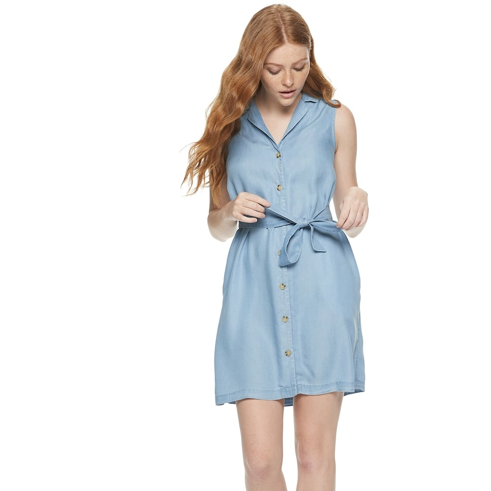 POPSUGAR Mini Shirtdress