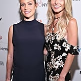 Kristin Cavallari and Audrina Patridge at NYFW Pictures