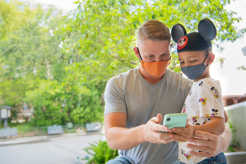 Download and Set Up the Disney App Before Your Trip