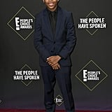 Asante Blackk at the 2019 People's Choice Awards