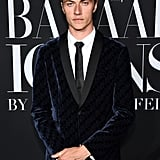 Lucky Blue Smith at the Harper's Bazaar ICONS Party