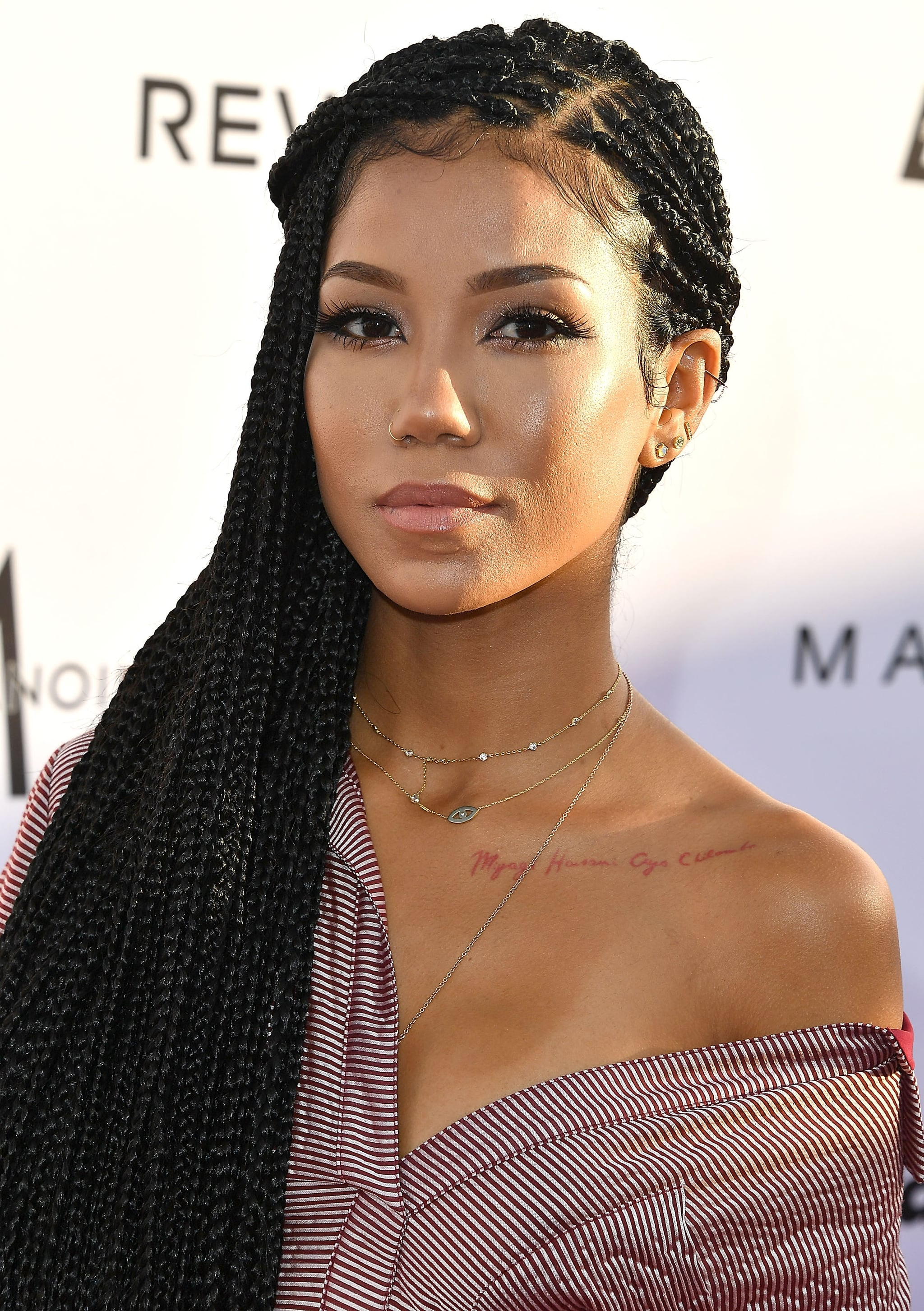 Makeup Beauty Hair Skin Behold Jhene Aiko S Secrets
