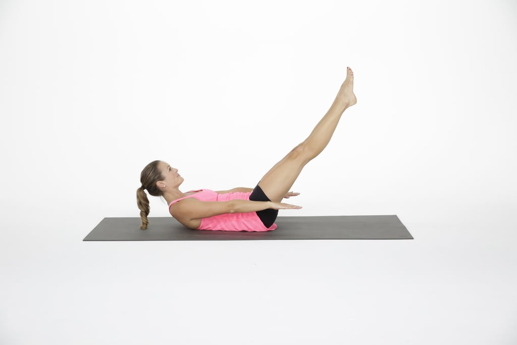 Pilates 100s For Core Strength