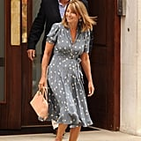 Carole Middleton in July 2013