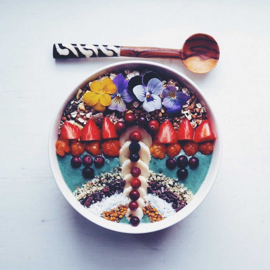 13 of the Prettiest Smoothie Bowls You'll Ever See