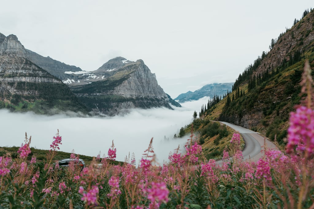 Going to the Sun Road, MT