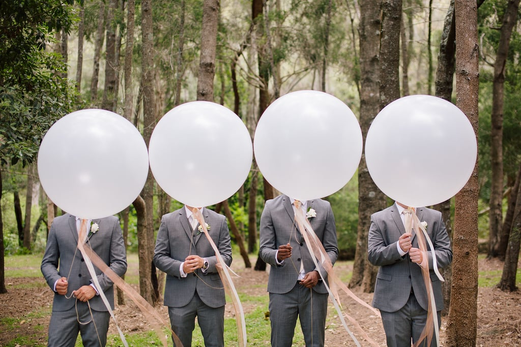 Get to Know the Groomsmen