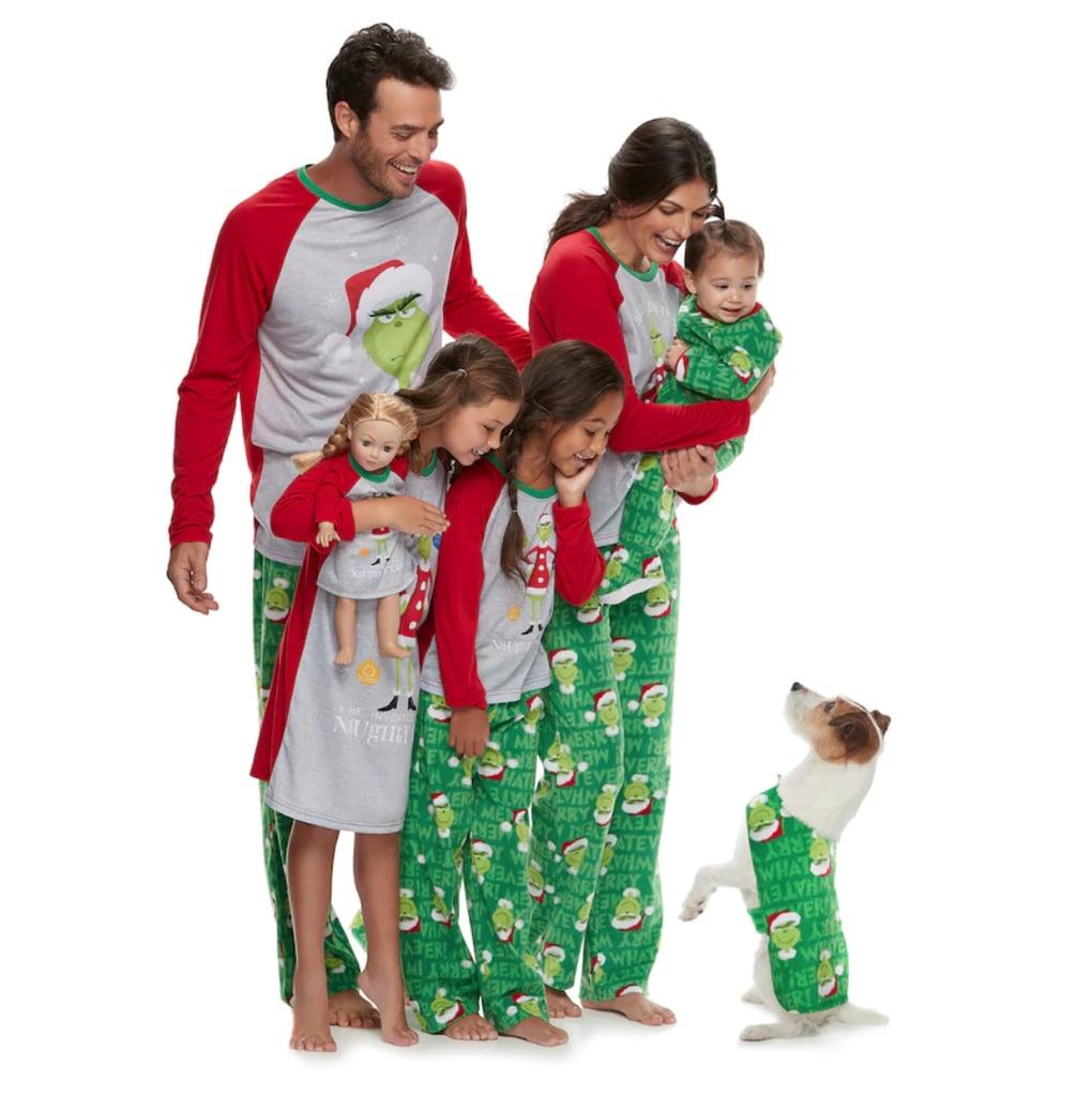 af68ee568bb0 Matching Family Christmas Pajamas
