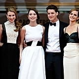 Emma Watson Shines at The Bling Ring Premiere at Cannes